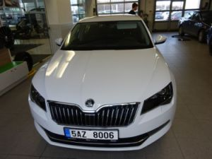 Skoda Superb III 2.0 TDI Ambition